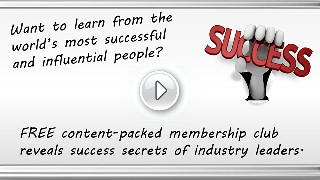 Success Showcase Membership Club
