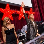 Cathy & David Guetta | Media Showcase