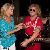 Sammy Hagar & Kari Karte | Media Showcase