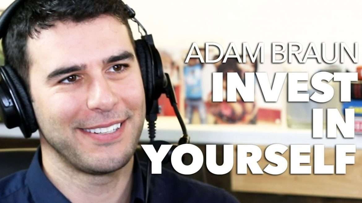 Adam Braun - Invest in Yourself to Create Your Future (with Lewis Howes)
