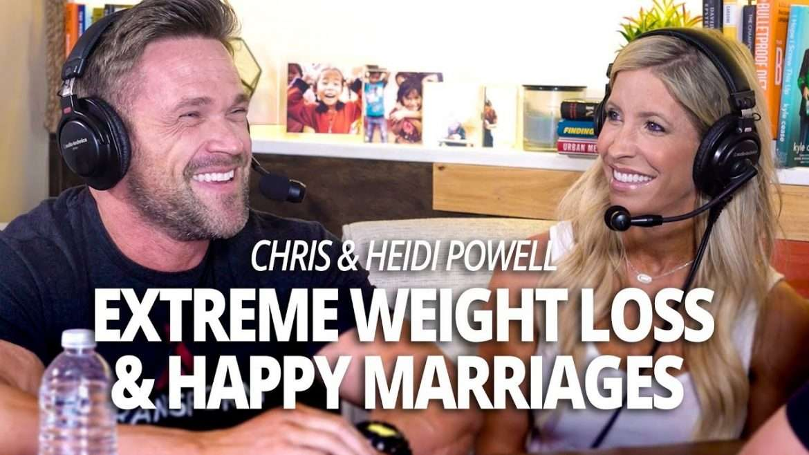 The Secret to Extreme Weight Loss and Happy Marriages with Chris and Heidi Powell (Lewis Howes)