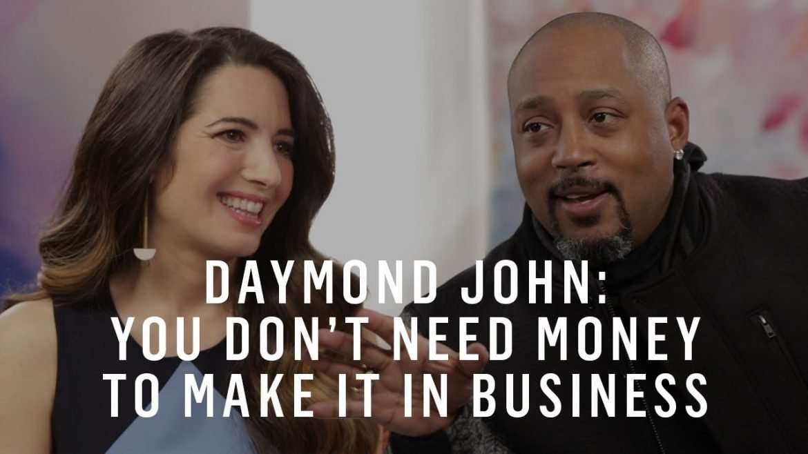 Daymond John Thinks You Should Stop Waiting For Your Lucky Break
