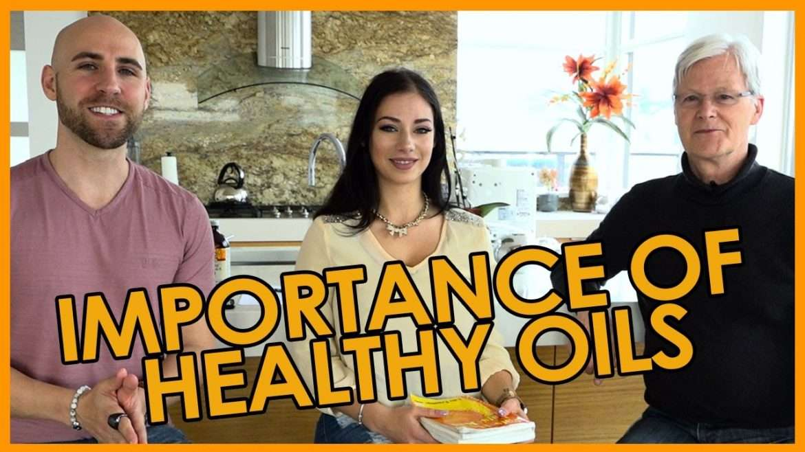 Dr. Udo Erasmus - On the Importance of Healthy Oils for Optimal Health and Well Being (with Stefan James and Tatiana Buree)