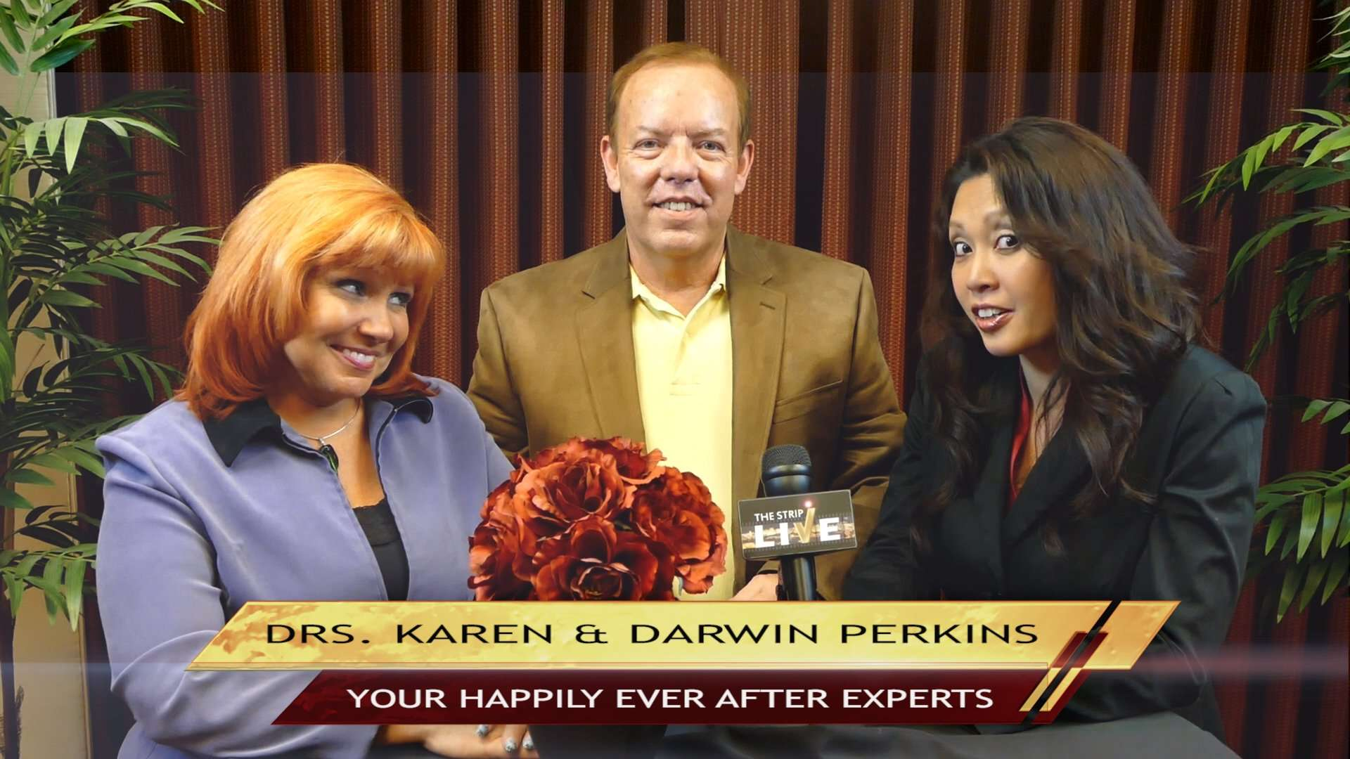 Want more productivity in your company? Listen to workplace happiness experts Drs. Karen and Darwin Perkins