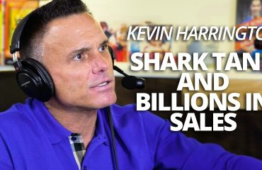 Kevin Harrington on Shark Tank, Inventing the Infomercial and Billions in Sales with Lewis Howes
