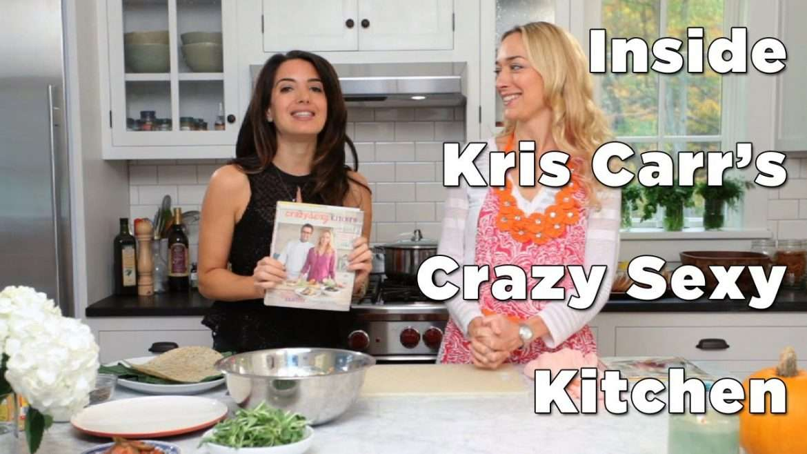 Kris Carr - Crazy Sexy Chicken (with Marie Forleo)