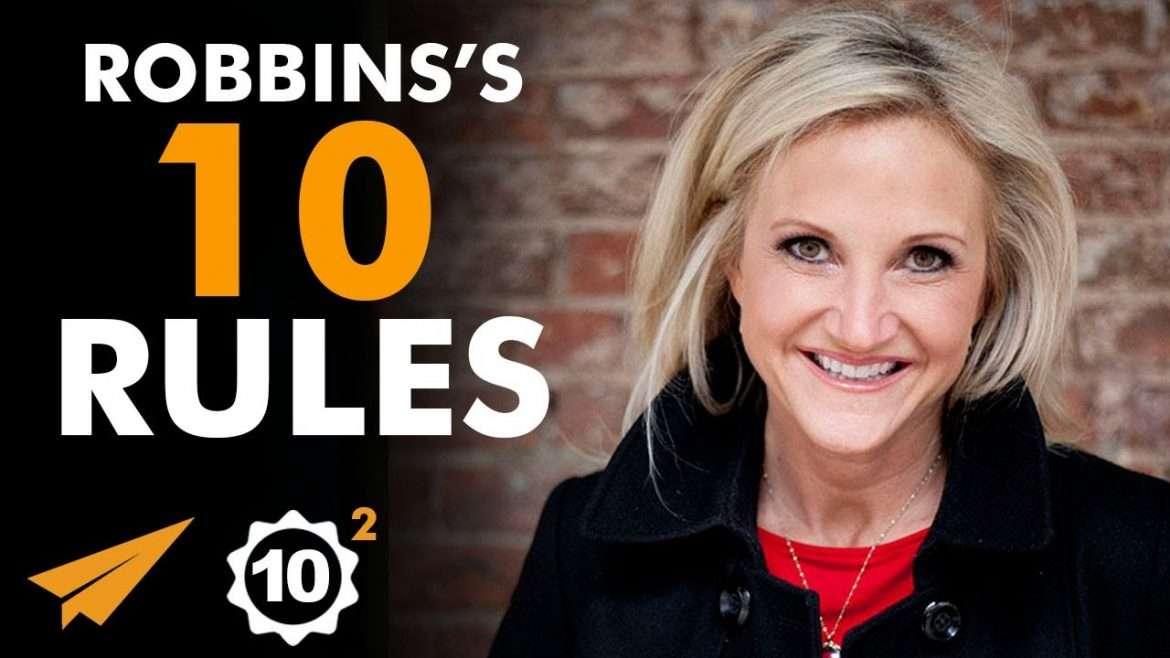 """Mel Robbins - Top 10 Rules For Success - """"It's Time To Change NOW!"""""""