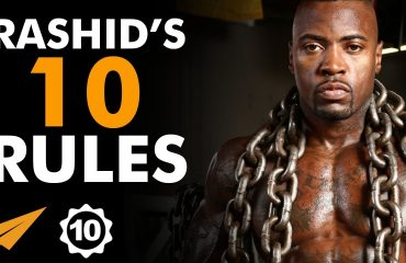 Mike Rashid - Top 10 Rules For Success