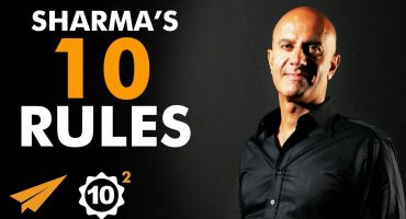"""Robin Sharma - """"Nobody is Going to BELIEVE in You Unless YOU BELIEVE in You!"""