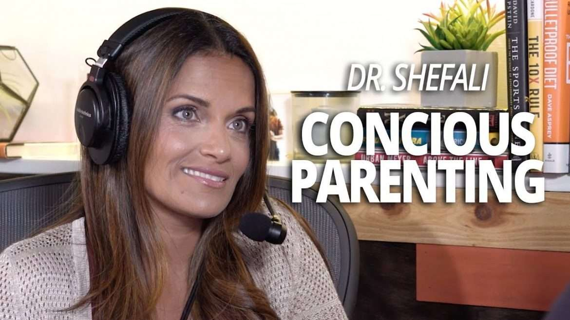 Dr. Shefali Tsabary - Conscious Parenting (with Lewis Howes)