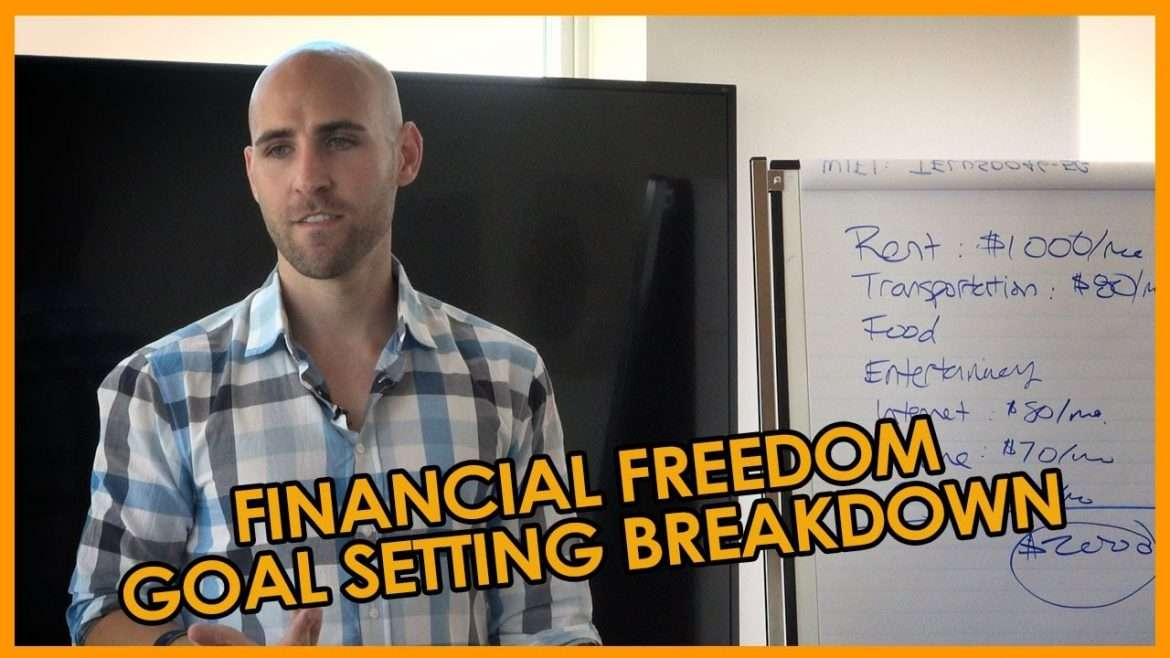 Stefan James - FINANCIAL FREEDOM BREAKDOWN: Having Your Income Cover Your Expenses