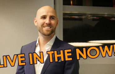 Stefan James - Live In The Now! Here's The Secret To A Happier Future