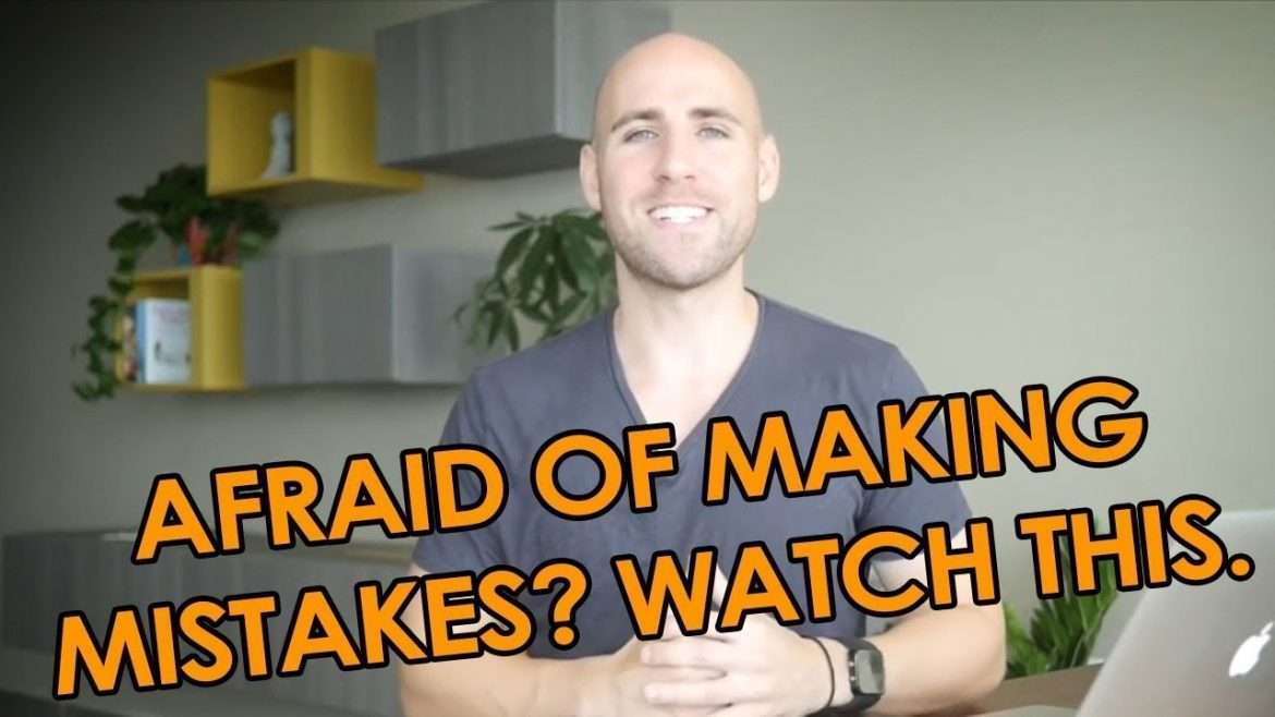 Stefan James - If You're Afraid Of Making Mistakes, Watch This