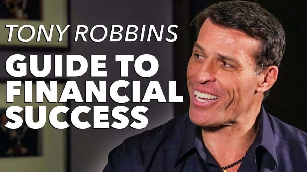 Tony Robbins - The Ultimate Guide to Financial Success and Happiness with Lewis Howes