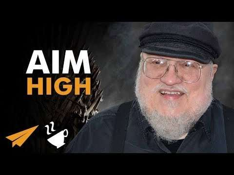 "George R.R. Martin - ""Create Something EPIC!"""