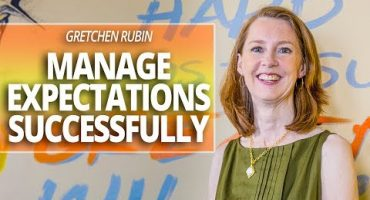 Gretchen Rubin - The 4 Ways to Manage Expectations Successfully (with Lewis Howes)