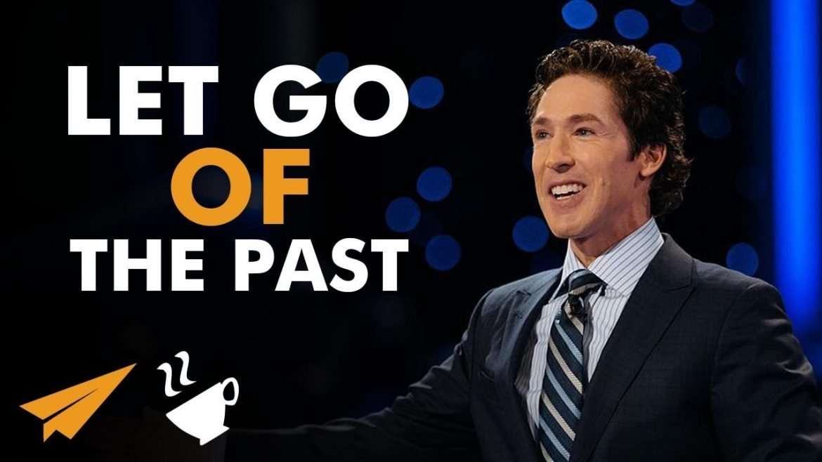 "Joel Osteen - ""Don't Carry NEGATIVE BAGGAGE!"""