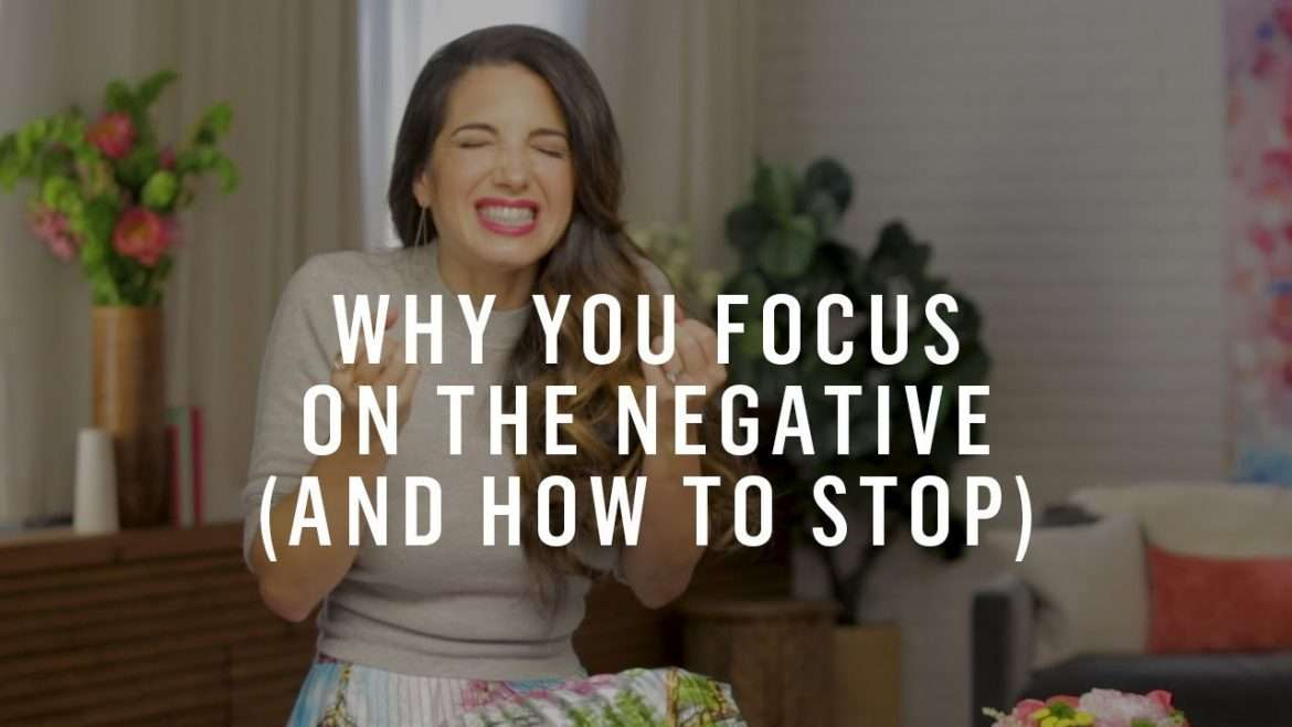 Marie Forleo - 3 Steps to Stop Negative Thinking In Its Tracks