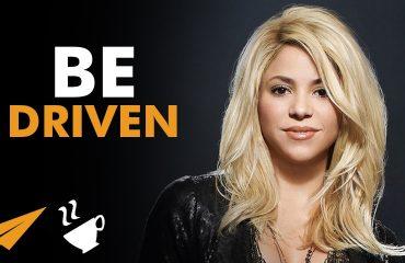 Shakira - Be DRIVEN
