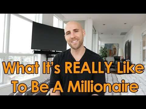 Stefan James - What It's REALLY Like To Be A Millionaire