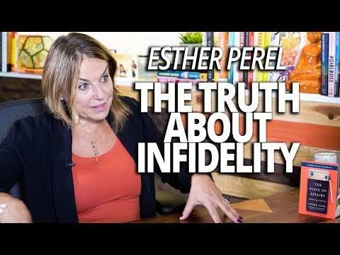 Esther Perel - The Truth About Infidelity, Intimacy, and Love (with Lewis Howes)