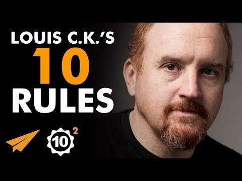 "Louis C.K. - ""If Something is UNCOMFORTABLE, Go For IT!"""