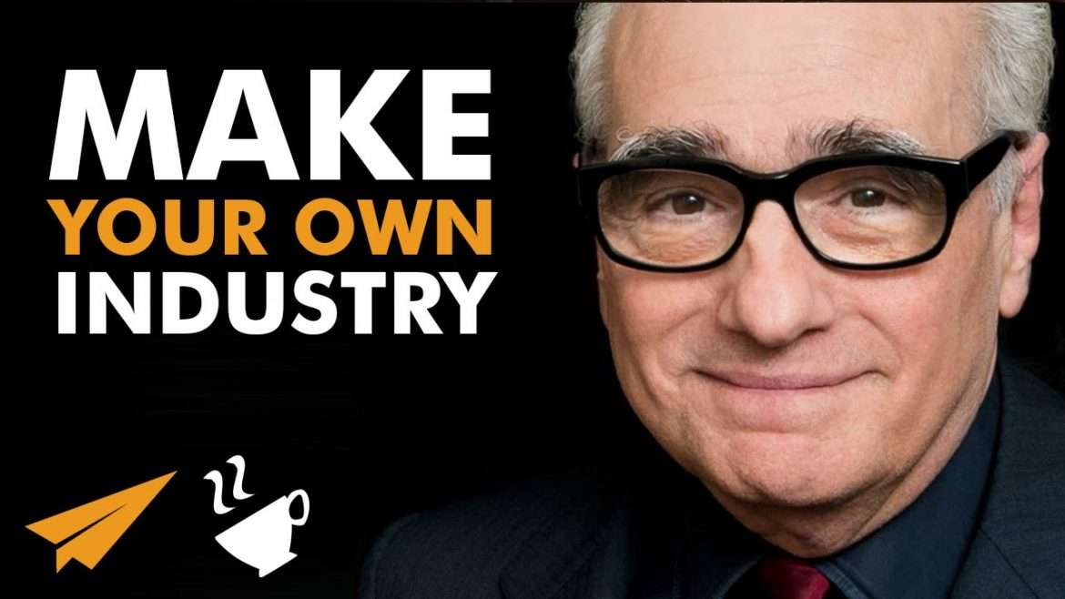 Martin Scorsese - Make your OWN industry