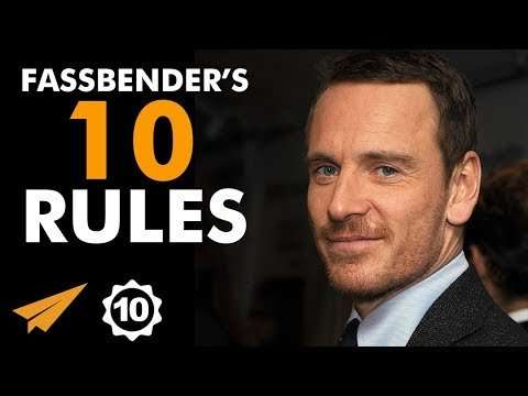 "Michael Fassbender -""FALL Flat On Your FACE!"""