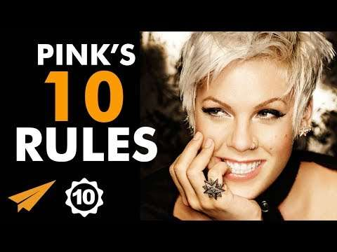 "Pink - ""STAND UP For What You #BELIEVE!"""