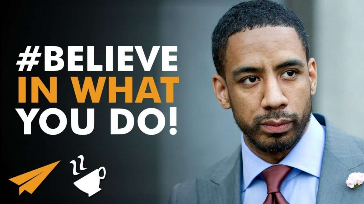 Ryan Leslie - BELIEVE in What You Do