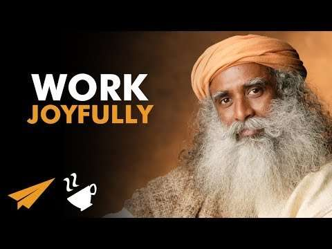 "Sadhguru - ""LIVE Life With EASE!"