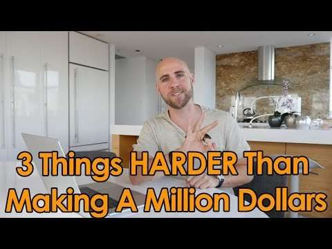 Stefan James - 3 Things HARDER To Achieve Than Making A Million Dollars