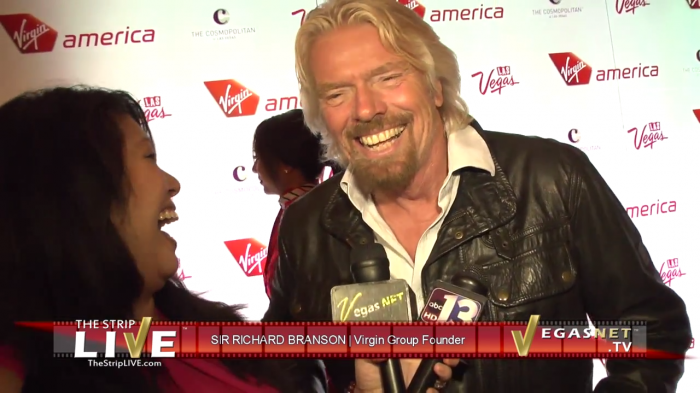Sir Richard Branson (showcase)