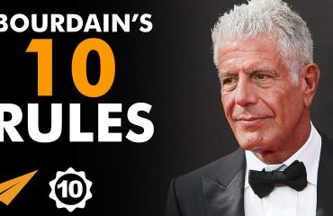 Anthony Bourdain - Top 10 Rules -