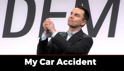 Brendon Burchard - My Car Accident (or, the Power of Grace and Intention)