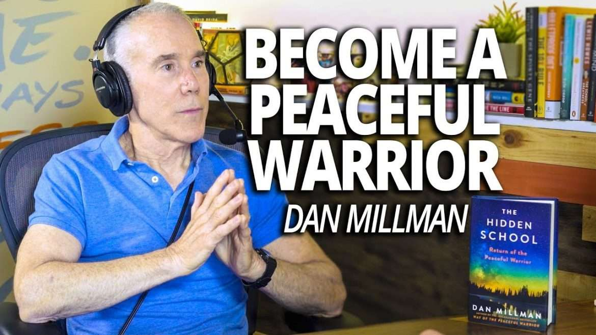Dan Millman – Spiritual Weight Training and Becoming a Peaceful Warrior (with Lewis Howes)