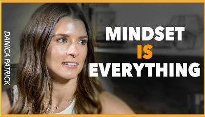 Danica Patrick - Mindset, Spirituality and Living Fully (with Lewis Howes)