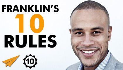 DeVon Franklin - Top 10 Rules -