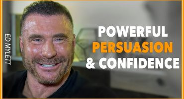 Ed Mylett - The Keys to Persuasion and Powerful Self-Confidence (with Lewis Howes)