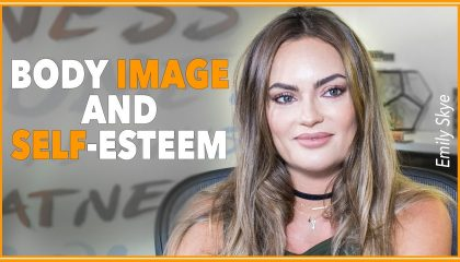 Top Fitness Model Emily Skye - Create Amazing Self-Worth and Body Image (with Lewis Howes)