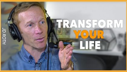 JD Roth - The Journey of Transformation Against All Odds (with Lewis Howes)