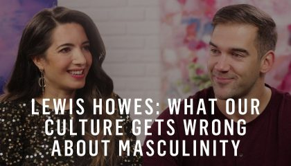 Lewis Howes - What Our Culture Gets Wrong About Masculinity (with Marie Forleo)