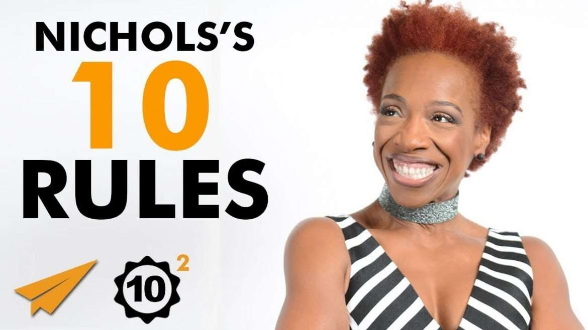 "Lisa Nichols - Top 10 Rules - ""Be Willing to DO IT AFRAID!"""