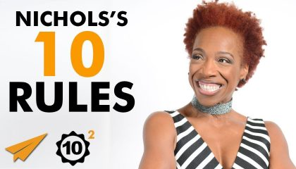 Lisa Nichols - Top 10 Rules -