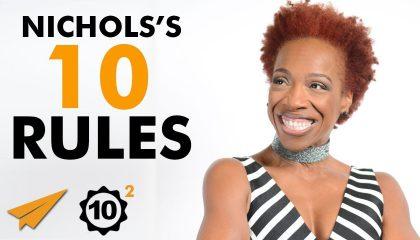 Lisa Nichols - Top 10 Rules -