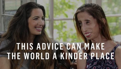 Lizzie Velasquez - Why We Need to Take a Radical Approach to Kindness (with Marie Forleo)