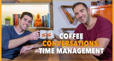 Matt Cesaratto - Coffee Conversations Ultimate Sports Strategies for Time Management (with Lewis Howes)