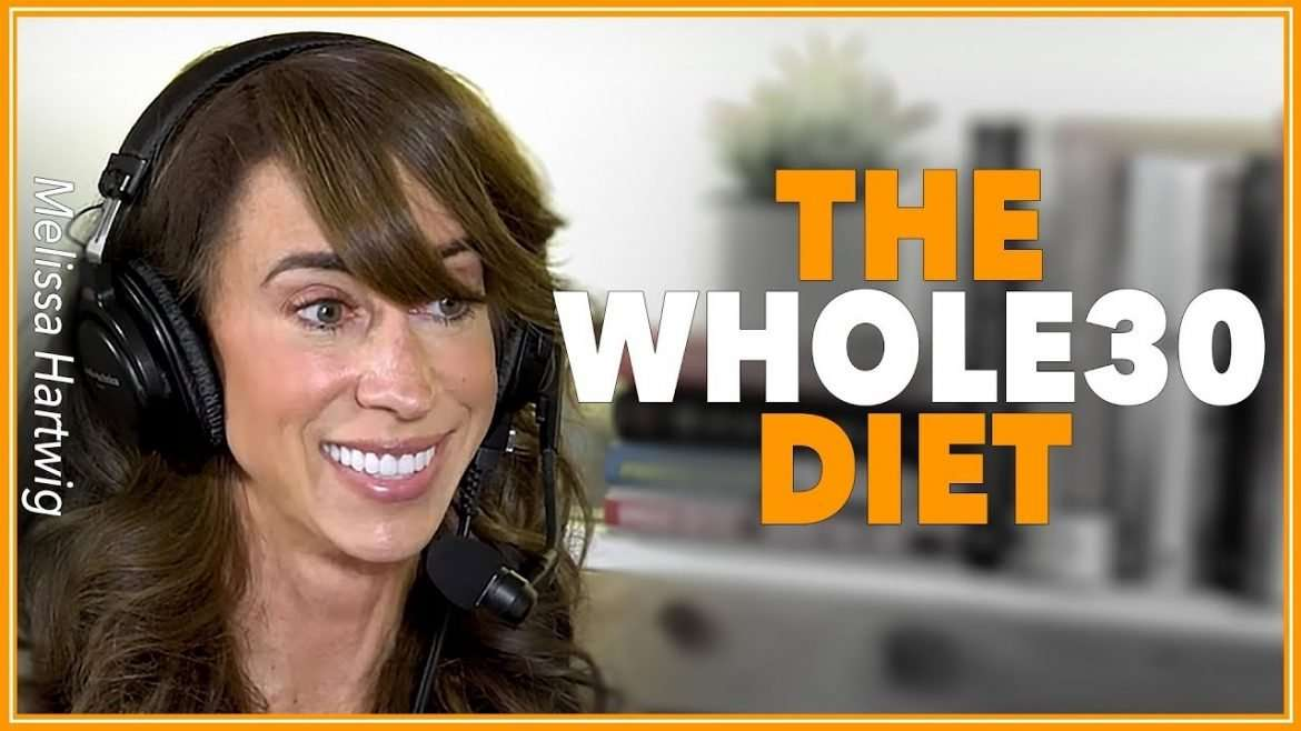 Melissa Hartwig - From Drug Addict to Whole30 Founder (with Lewis Howes)