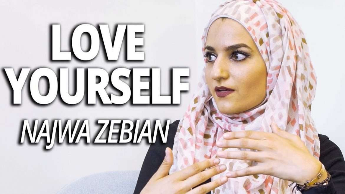 Najwa Zebian - Courageous Vulnerability and Loving Yourself (with Lewis Howes)