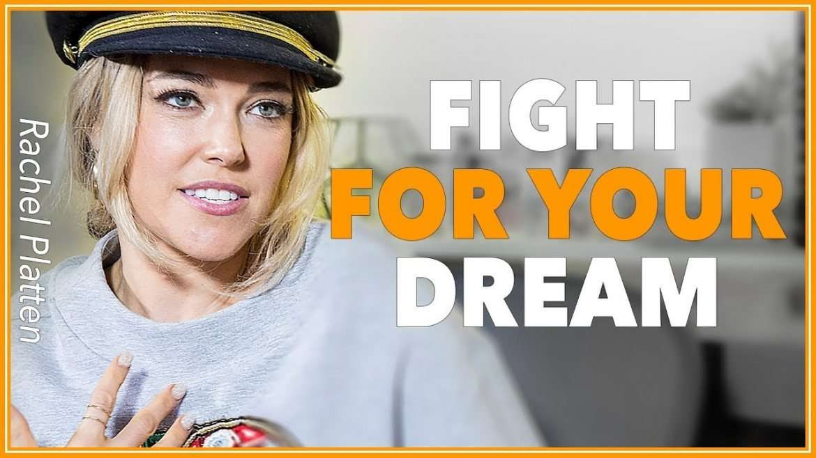 Rachel Platten - Never Give Up on Your Dreams (with Lewis Howes)